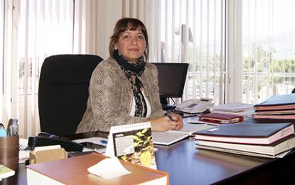 Entrevista con Dunia González, alcaldesa del municipio grancanario de Santa Lucía.