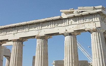 GRECIA: DEMOCRACIA, ECONOMÍA Y PODER