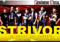 Entrevistamos STRIVOR,  a la banda heavy del Sureste de Gran Canaria por excelencia.