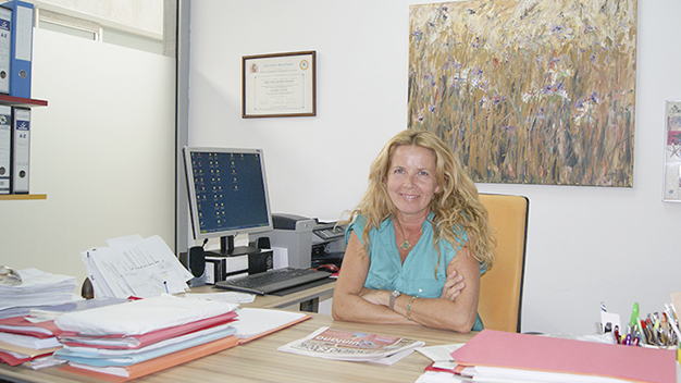 Isabel Saavedra Domenech