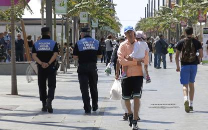EL MUNICIPIO AFIANZA SU SEGURIDAD CIUDADANA CON UN DESCENSO DEL 85% EN LOS ROBOS CON VIOLENCIA