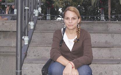 Entrevista con Noemí Santana, Candidata al Gobierno de Canarias por Podemos