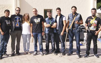 El rock invade el centro educativo ingeniense Carlos Socas