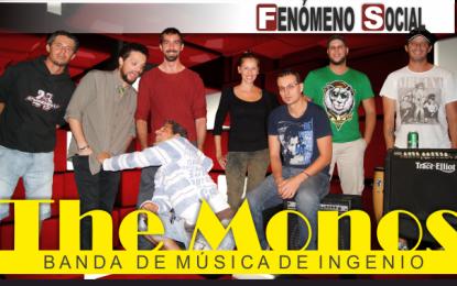 Entrevista con la banda de Música de Ingenio, The Monos