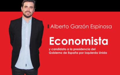 Alberto Garzón Espinosa. POR UN NUEVO MODELO DE PAÍS