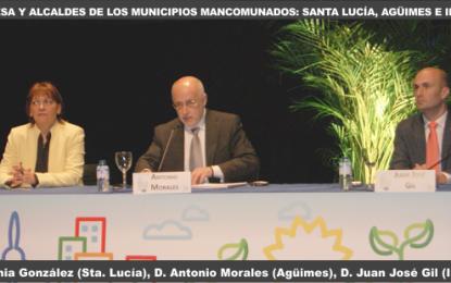 APERTURA DEL SEMINARIO INTERNACIONAL DE COMARCAS SOSTENIBLES