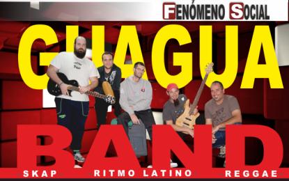 """Entrevistamos a los componentes de """"Guagua Band"""", la banda de fusiones del Sureste de Gran Canaria"""