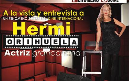 Entrevista a la actriz Gran Canaria Hermi Orihuela