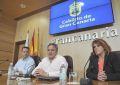 Francisco Santana e Hipólito Suárez presentan la puesta en marcha de un nuevo mercado de venta directa de productos del sector primario
