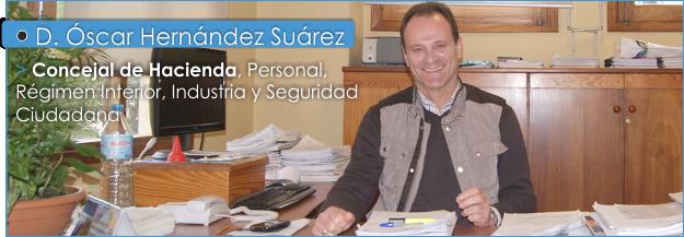 öscar Hernández Suárez