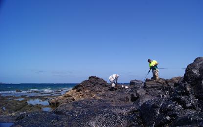 El mar, el gran damnificado de la gestión ambiental