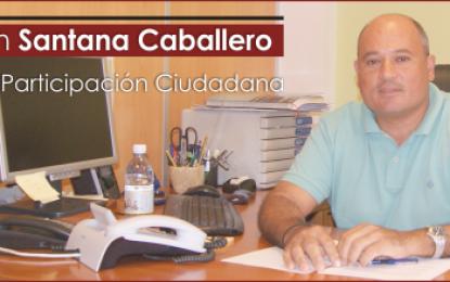 Entrevista con D. Agustín Santana Caballero, Concejal de Participación Ciudadana de Agüimes