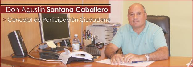 Agustín Santana Caballero