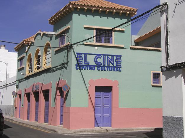CENTRO CULTURAL EL CINE SARDINA