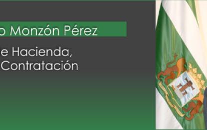 Entrevista con el concejal de Hacienda de la Villa de Ingenio, D. Carmelo Monzón Pérez