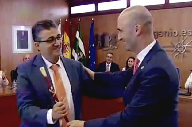 Juan Díaz y Juan José Gil