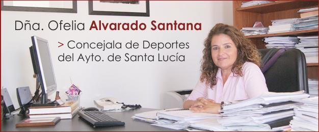 Ofelia Alvarado Santana