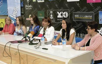 El municipio, epicentro de la Gimnasia Rítmica en Canarias con la gala internacional 'Praxis Pasión'