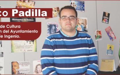 Entrevista con Rayco Padilla Cubas, Concejal de Cultura y Educación del Ayuntamiento de la Villa de Ingenio