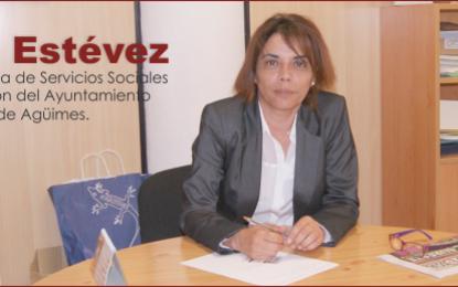 Entrevista con Rita Estévez Monzón, Concejala de Servicios Sociales y Educación del Ayuntamiento de Agüimes