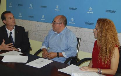 ABANCA y ASCOIVE se alían para impulsar el acceso al crédito entre los comerciantes de Vecindario