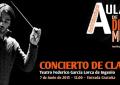 Este domingo culmina el Aula de Dirección Musical de la SMVI con un gran concierto de clausura