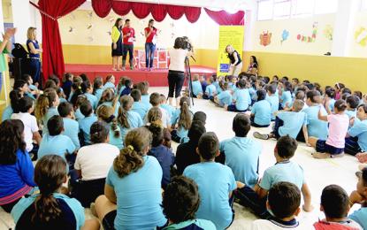El Plan Urban entrega los premios de compresión lectora, con la participación de 600 alumnos