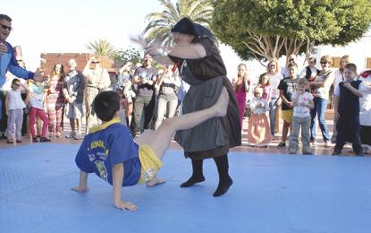Ingenio celebró el Día de Canarias con una gran fiesta de nuestras tradiciones