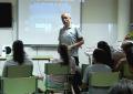 Se celebra en Ingenio el Día Mundial de los Océanos con alumnado del IES de Carrizal