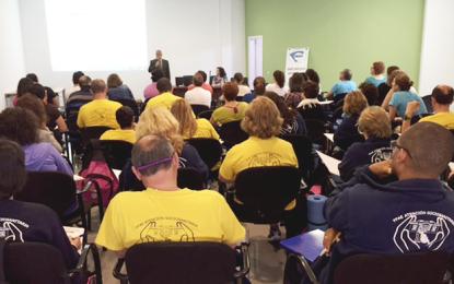La importancia de la nutrición centra las primeras ponencias de la décima edición de la Conferencia de Atención Integral a Cuidadores de Mayores Dependientes que organiza INAFA