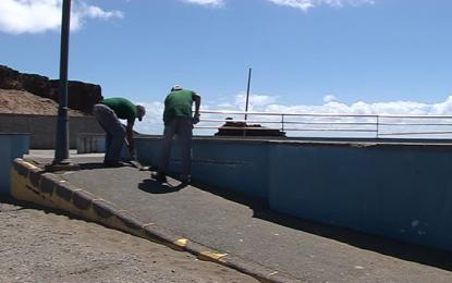 El Ayuntamiento de Ingenio comienza a preparar las playas de cara al comienzo de la época estival