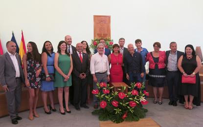 La Corporación celebra su primer pleno y la alcaldesa designa a los responsables de las áreas