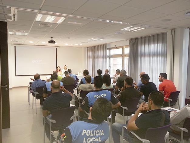 JORNADAS FORMACION POLICIA 2