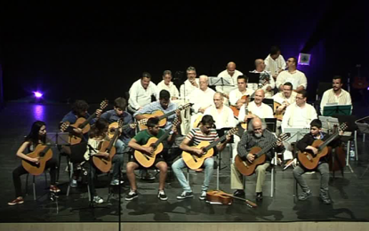 Finaliza el Festival y Concurso de Guitarra y Timple de la Fundación Blas Sánchez con un gran concierto de clausura y entrega de premios