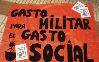 HACIENDA ACEPTARÁ CENTENARES DE DECLARACIONES DE LA RENTA CON OBJECIÓN FISCAL AL GASTO MILITAR