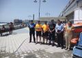Ingenio pone en marcha el Servicio de Salvamento y Socorrismo en la Playa del Burrero