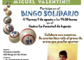 Bingo Solidario este viernes en el Casino de Ingenio a favor de Miguel Valentín