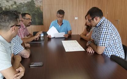 El grupo de gobierno municipal busca el consenso con el PP para presentar enmiendas a los Presupuestos Generales del Estado