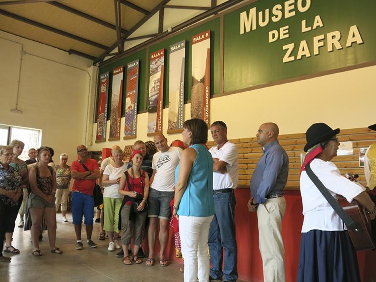 DIA INTERNACIONAL DEL TURISMO MUSEO LA ZAFRA 2
