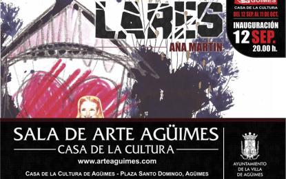 """INAUGURACIÓN EXPOSICIÓN """"LARES"""" DE ANA MARTIN"""