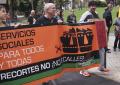 SERVICIOS SOCIALES PARA TODOS Y TODAS. RECORTES NO. !NO TE CALLES!