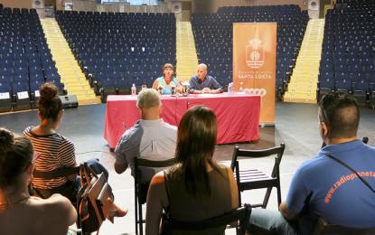 Non Trubada en Ansite, la OFGC y Revólver, entre los platos fuertes de la programación de cultura  de Santa Lucía