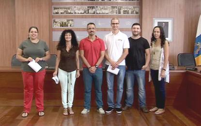 El Ayuntamiento de Ingenio hace entrega de subvenciones para la Formación Musical con celeridad para que los colectivos puedan afrontar desde ya el nuevo curso 2015-2016