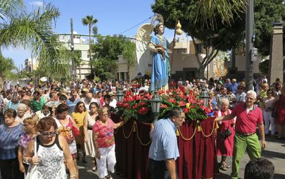 Las fiestas de San Rafael arrancaron este viernes con la grabación de 'Tenderete'