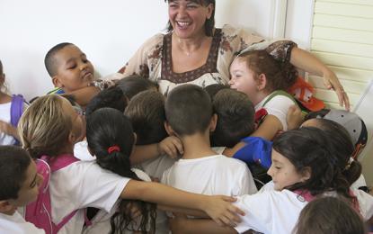 Escolares de infantil y Primaria conocen cómo funciona el Ayuntamiento con visitas guiadas