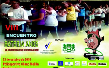 VIII Encuentro «Batería ANDE»