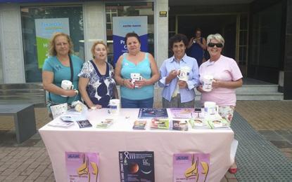 Ingenio se suma a la conmemoración del Día Mundial contra el Cáncer de Mama