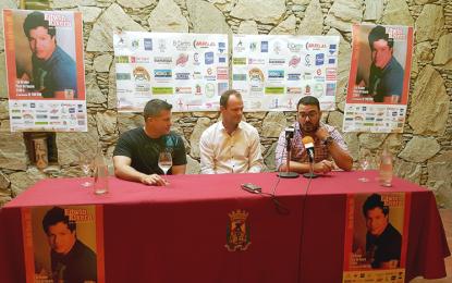 El cantante puertorriqueño Edwin Rivera regresa a Agüimes tras 16 años de su primera visita a Gran Canaria