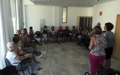 Primer encuentro de la Red de Apoyo para Personas Cuidadoras