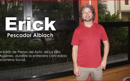 ENTREVISTA CON EL SOCIÓLOGO Y SEXÓLOGO , ERICK PESCADOR ALBIACH